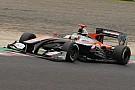 Super Formula Okayama: Ishiura wint ingekorte race, Vandoorne twaalfde