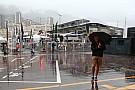 Ф1 готовится к дождевому Гран При Монако
