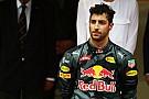 Red Bull revela problema que fez Ricciardo perder GP