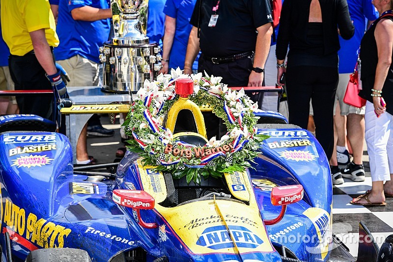"Andretti-manager over Indy 500: ""Rossi deed alles juist"""