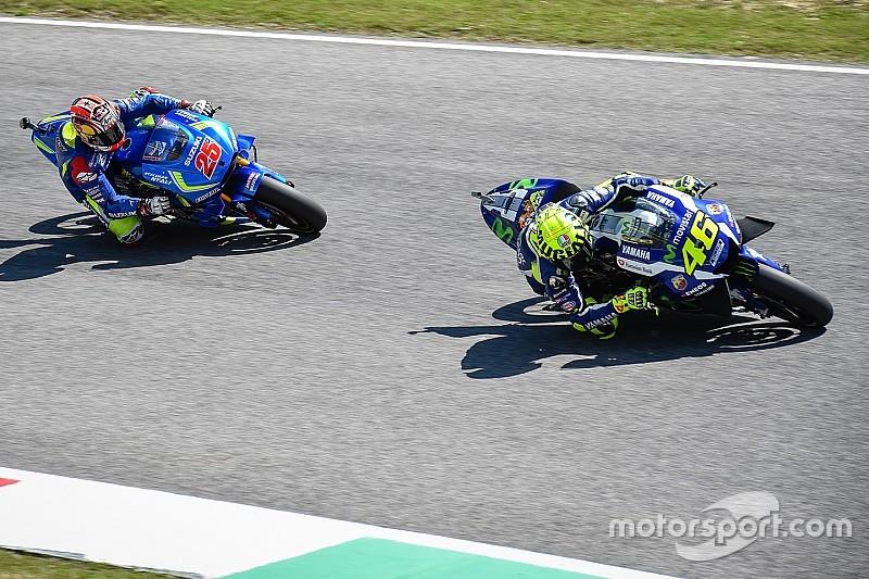 Rossi y Viñales, amigos con fecha de caducidad