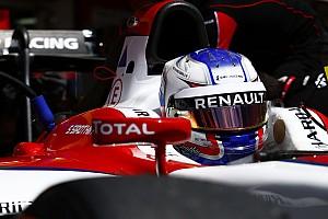 FIA F2 Blog Chronique Sirotkin - Le crash de Monaco, un cauchemar!