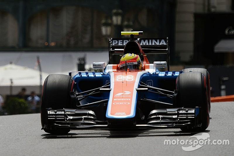 """Manor F1 Team geeft toe: """"Nog lang niet snel genoeg"""""""