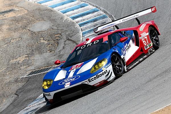 Ford GT здобув першу перемогу, а на Shank Ligier отримала перемогу в класі Prototype