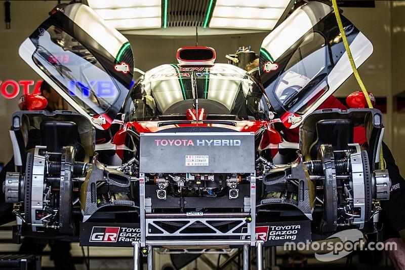 """Buemi: """"Toyota está mejor preparado"""""""