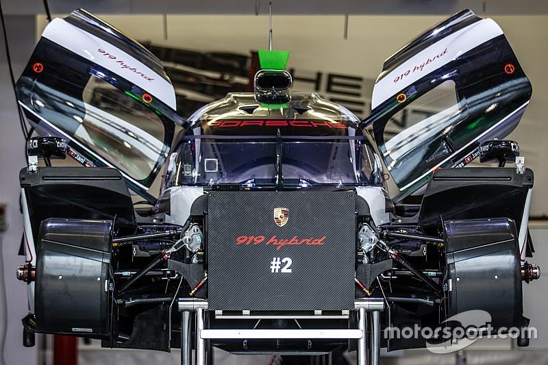 Aus Angst vor Defekten: Porsche setzt in Le Mans auf alte Batterie