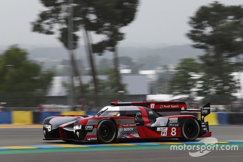 Di Grassi e l'Audi i più veloci nel prologo ma Porsche e Toyota sono vicine