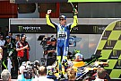 Fotogallery: il trionfo di Valentino Rossi a Barcellona