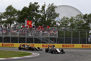 Formula 1 Preview Timetable of the 2016 Canadian F1 Grand Prix