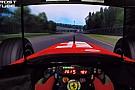 Fantasztikus szimulátoros élmény: Schumacher bajnoki Ferrarijával Imolában