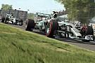 F1 2015: Új képek jelentek meg a játékról