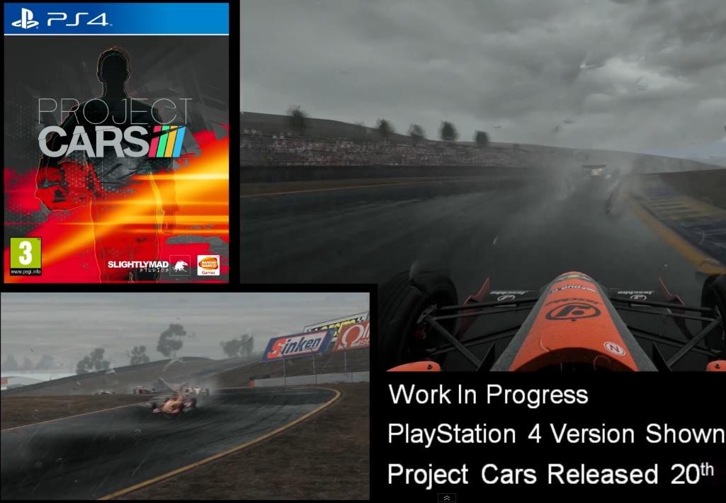 Project CARS: Exkluzív játékmenet videó!