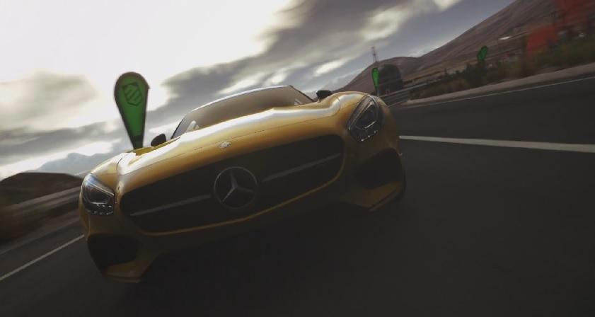 Ilyen lesz a játékban a Mercedes-AMG GT: A PS4-exkluzív DriveClub