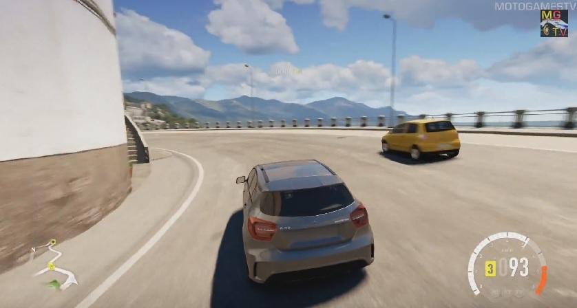 Forza Horizon 2: Mercedes-Benz A45 AMG a játékban! Így szép az élet! (Xbox One)