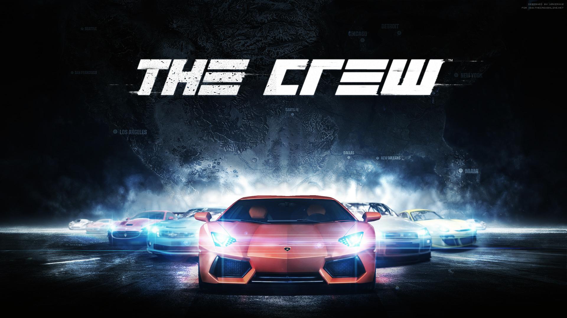 The Crew: Őrült csapatás a játékban