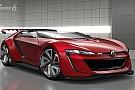 Új képek és videó a brutális VW GTI Roadster Vision Gran Turismóról