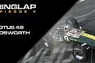 """Project CARS: Virtuális száguldás a """"Zöld pokolban"""" a Lotus 49 Cosworth volánja mögött"""