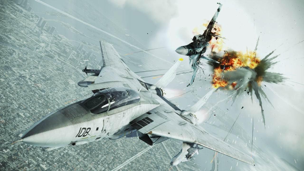 Ace Combat Infinity: Egy fantasztikus repülős játék érkezik