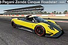 Project CARS: A csodálatos Pagani Zonda Cinque Roadster
