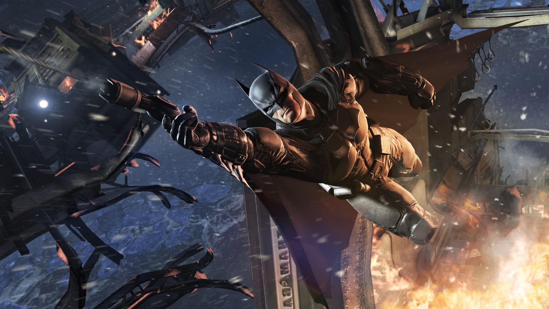 Batman Arkham Origins - Initiation DLC Trailer
