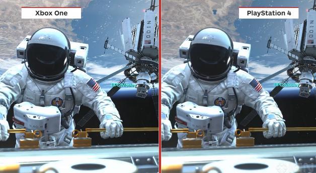 Call of Duty: Ghosts - Xbox One Vs. PS4 grafikai összehasonlítás