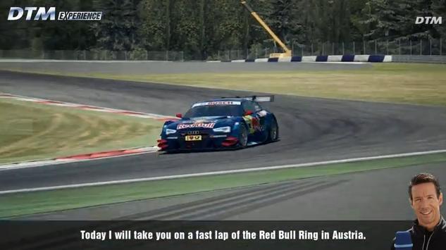 DTM Experience: A Red Bull Ring a játékban