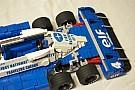 Egy szenzációs F1-es modell, LEGO-ból: Tyrrell P34
