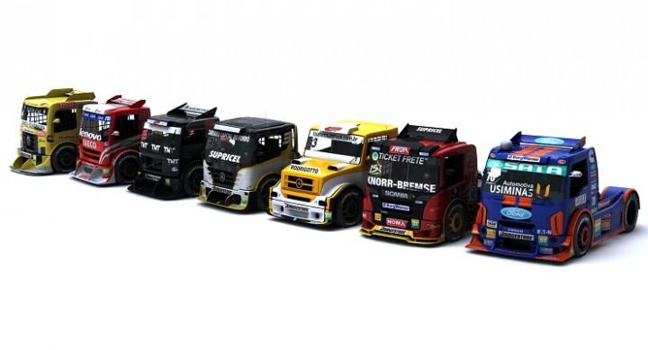 Formula Truck: Új játékmenet videó