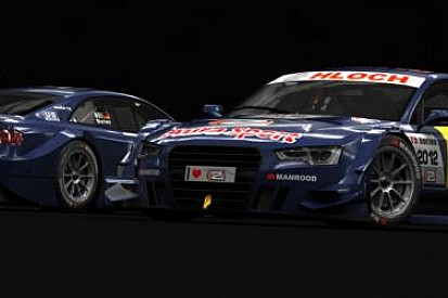 rFactor 2: T5 Touring Car Series