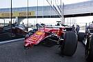 Ennyi maradt Vettel Ferrarijából Szocsiban: képek