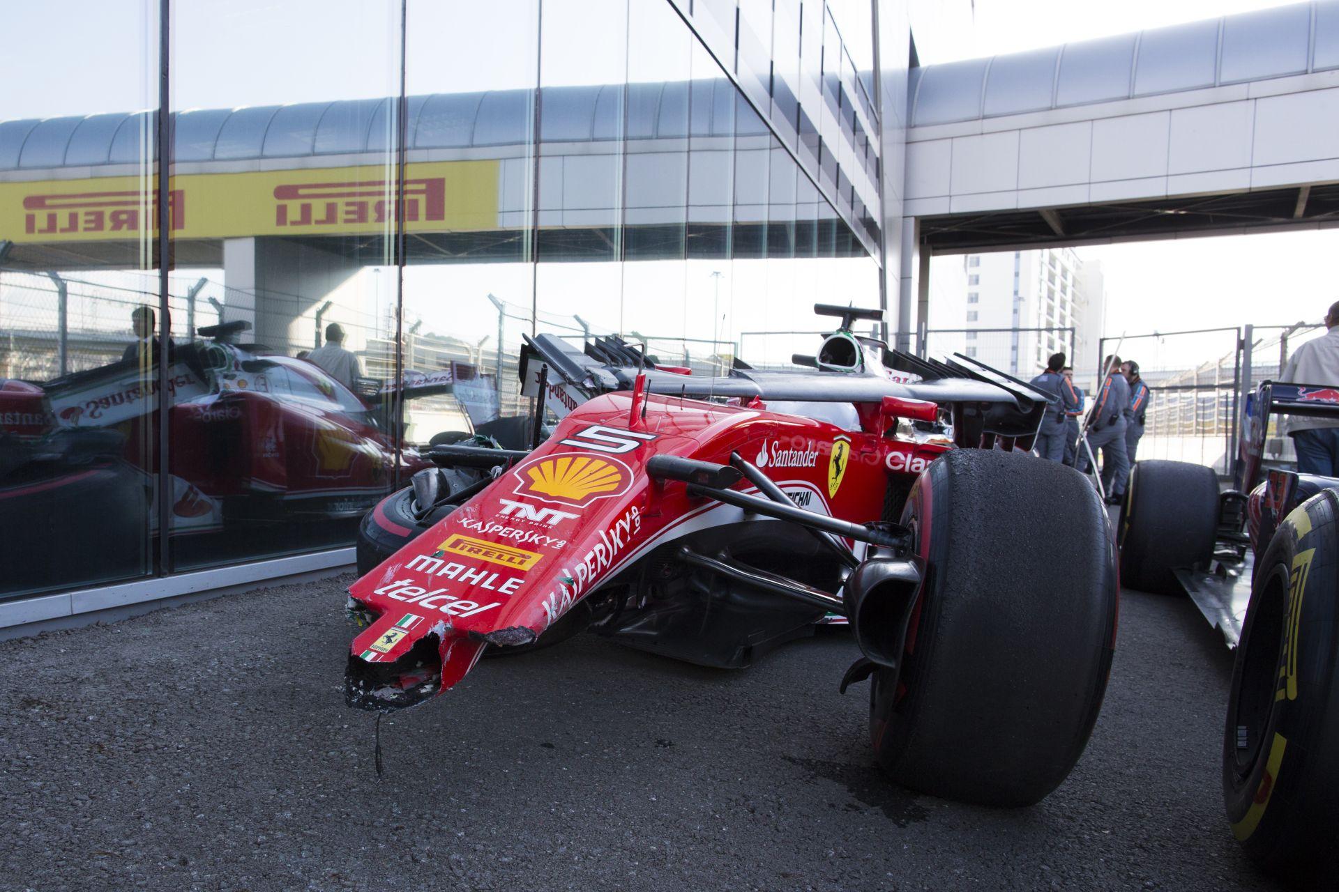 A Ferrari nem adja fel a hajtóvadászatot, innentől csak jobban gurulhat a szekér