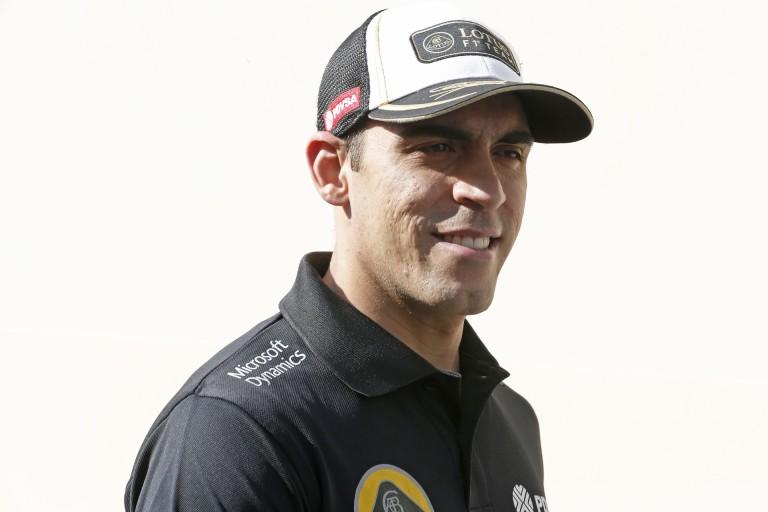 Maldonado tesztelt a Pirellinek először a 2017-es abroncsok miatt!