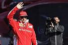 Tiszta őrület: Räikkönen először állt dobogón nappal 2013 óta