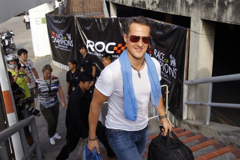 Egy belga oldal Michael Schumacher halálhírével poénkodott...