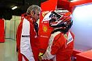 Raikkönennek soha nem volt még ennyire jó csapatfőnöke, mint most a Ferrarinál