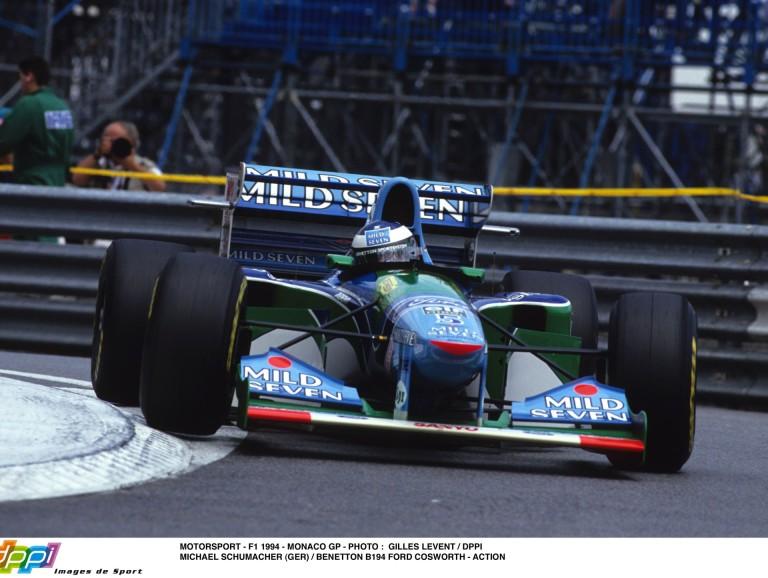 Egy szomorú Schumacher-győzelem Monacóban: 1994-ben ezen a napon