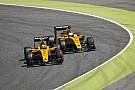 Amatőr videón, ahogy a két Renault majdnem kiüti egymást a Spanyol Nagydíjon