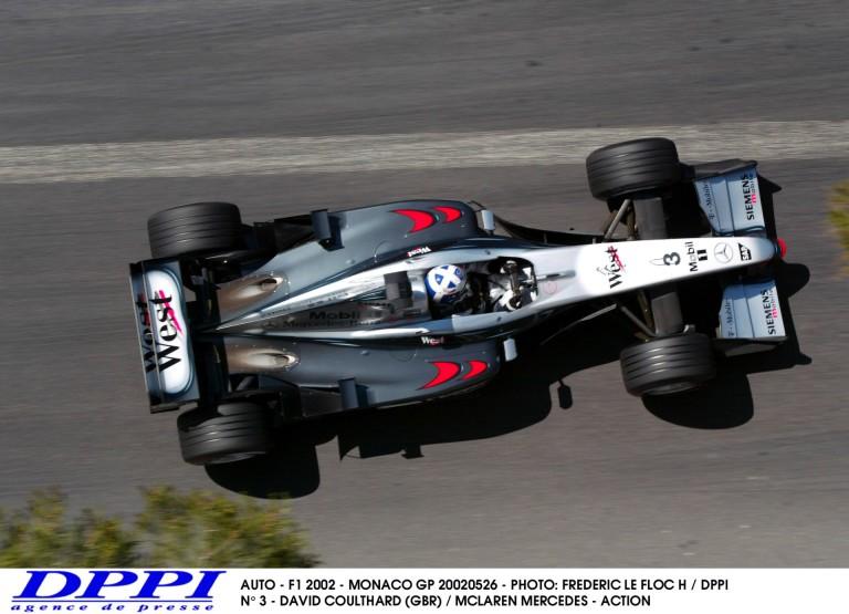 Pontosan ez az, amit visszasírnak az F1-es rajongók: a brutális V10 Monacóban