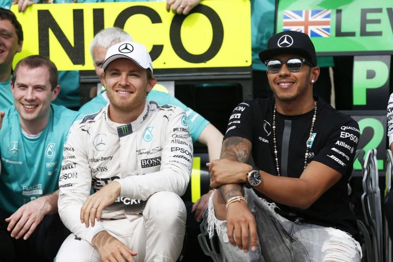 """Rosberg: """"Ugyanolyan a kapcsolatom Hamiltonnal, mint a baleset előtt volt…"""""""