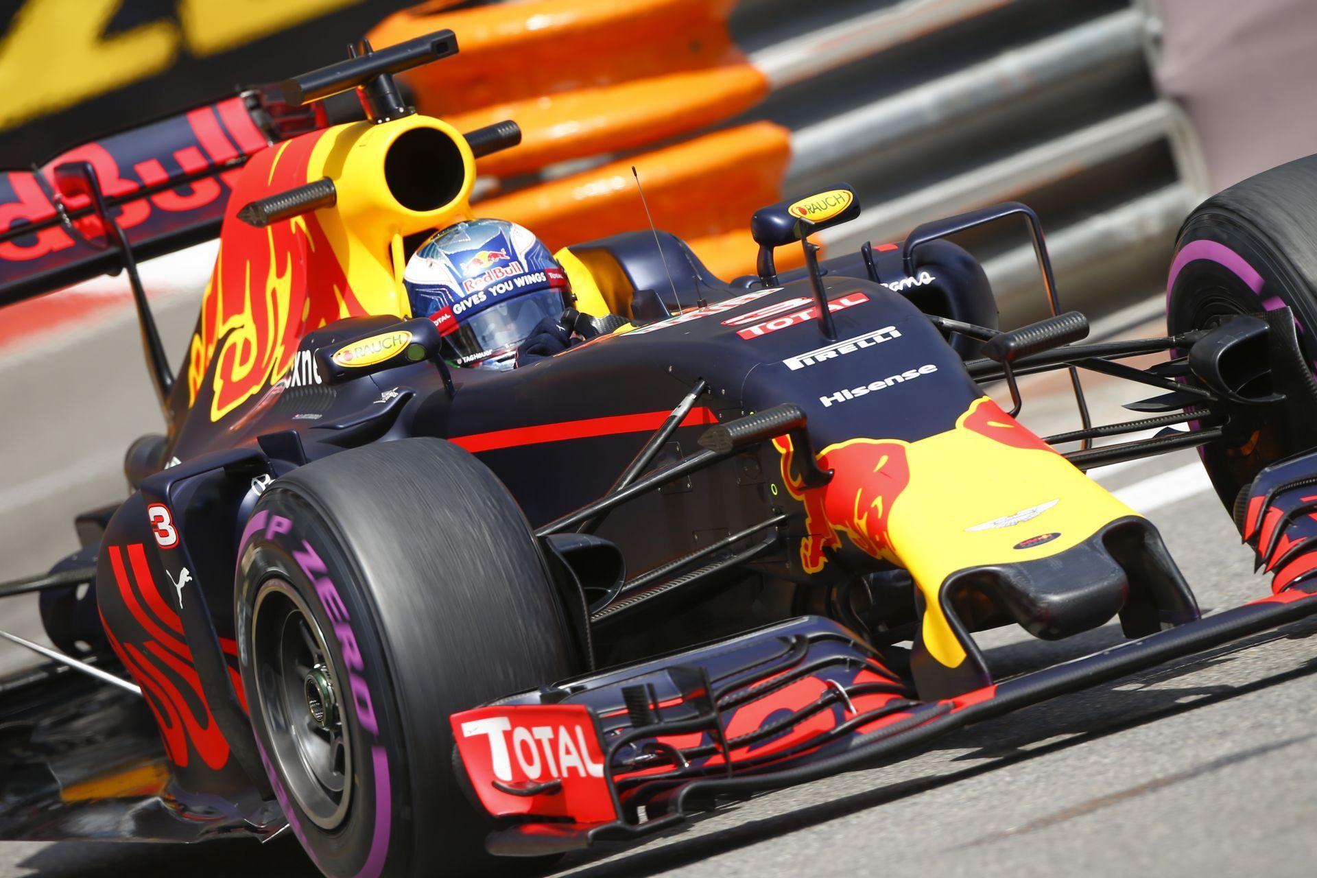 Ricciardo boldogabb, mint valaha: végig tudta, hogy övé lehet a pole Monacóban