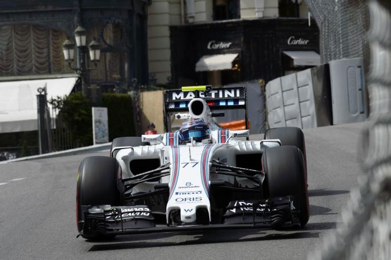 A Williams a háttérbe szorult Monacóban - pont mint mindig!