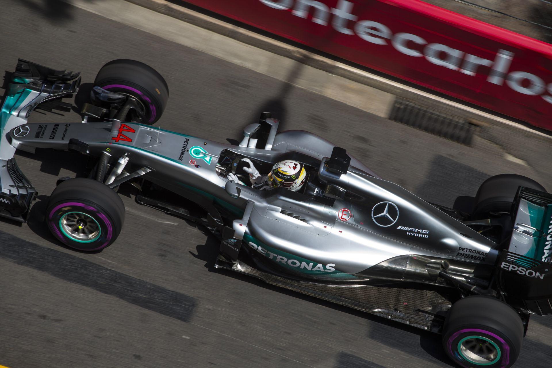 Hamilton számára lassan az a normális, ha valamilyen műszaki gond jelentkezik