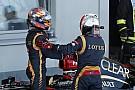 Räikkönen durván beoltotta Grosjeant: