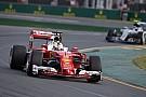 Vettel nem hibáztatja a Ferrarit, és tudja, még mindig a Mercedes a favorit