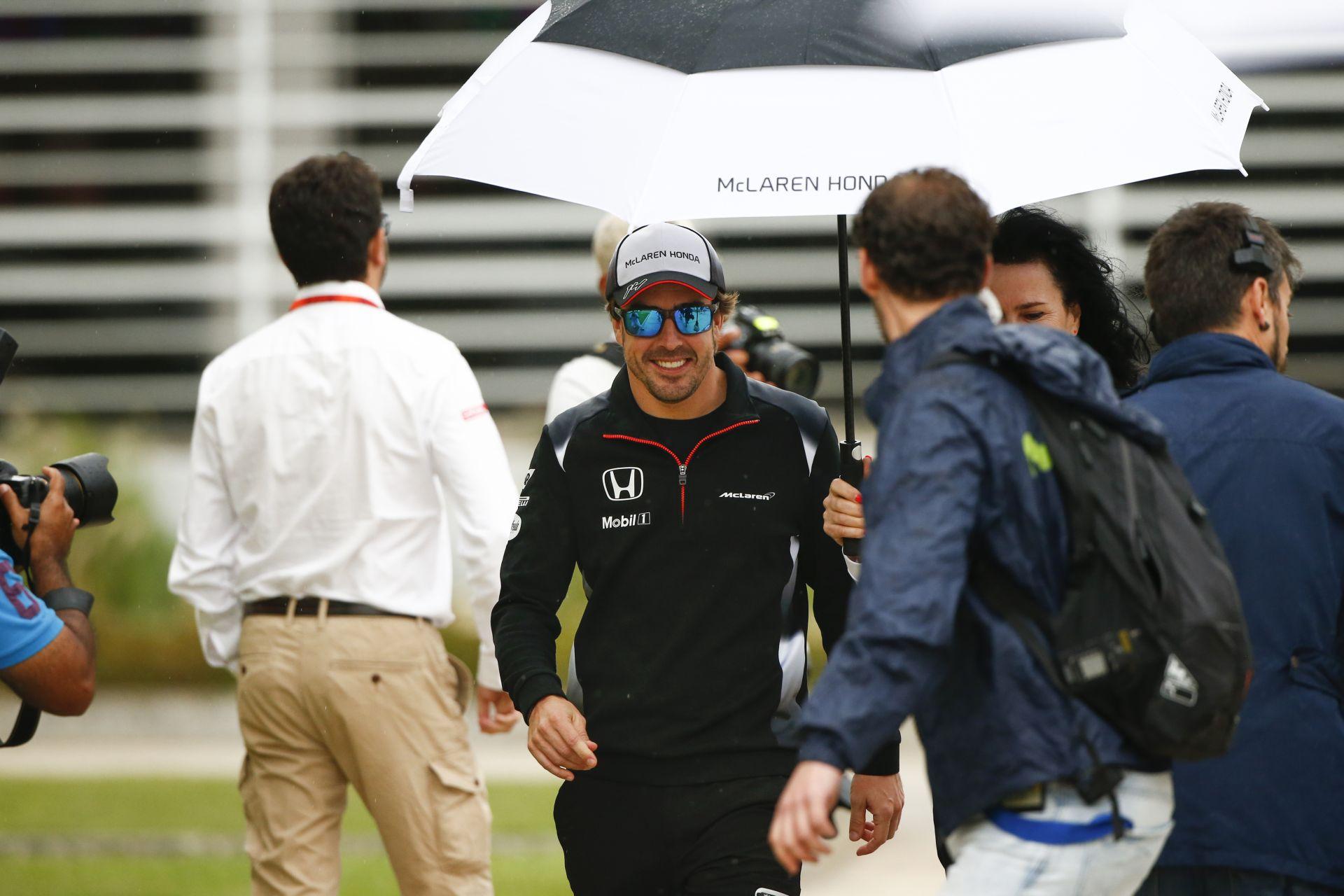 """Jackie Stewart: """"Alonso talán még mindig a legjobb a Forma-1-ben"""""""