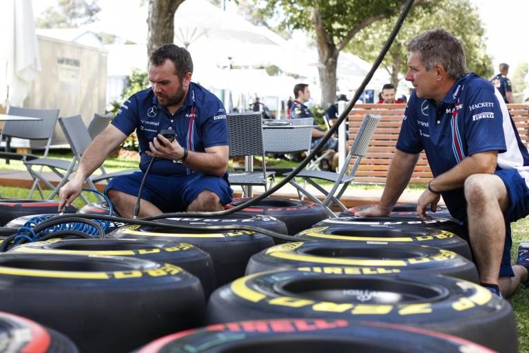 Továbbra sincs szerződése a Pirellinek, de odaadta a csapatoknak a szélcsatornás modelleket