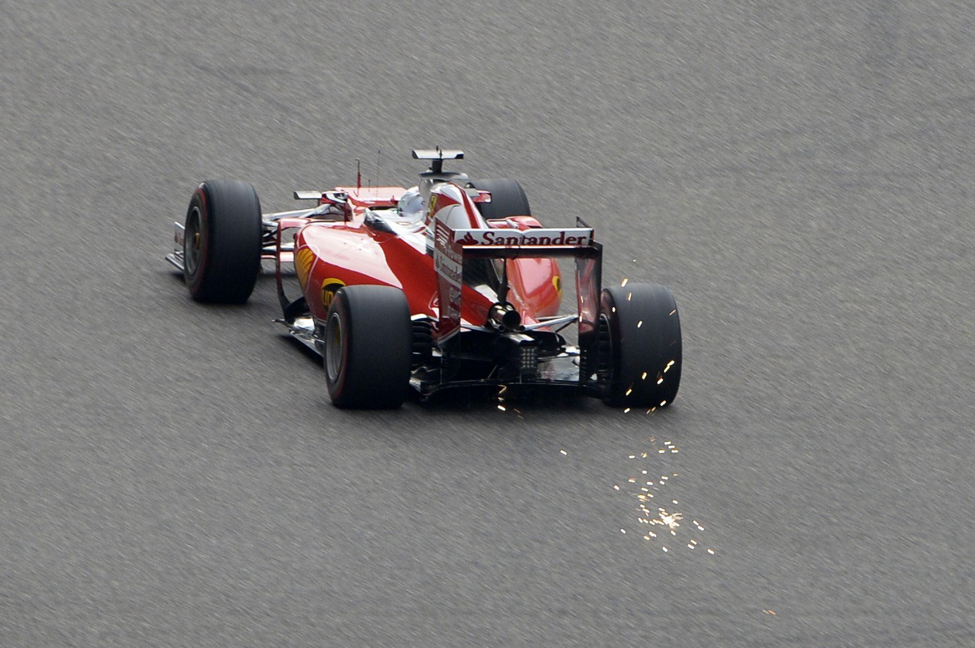 Mercedes: A Ferrari konzervatív motorbeállítása segített nekünk Kínában!