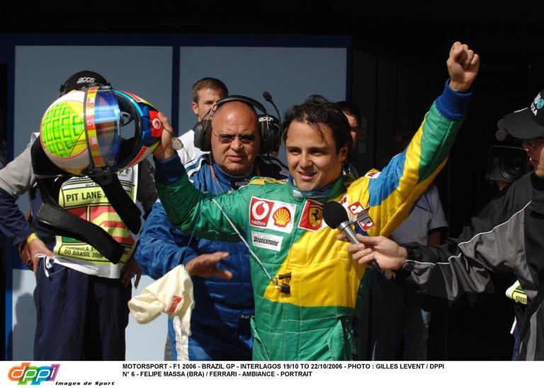 Felipe Massa ma ünnepli a 35. születésnapját: egy majdnem F1-es világbajnok