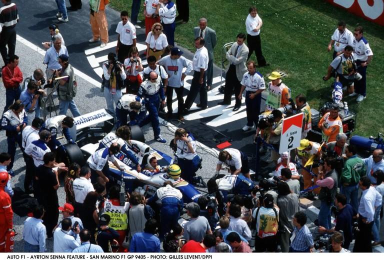 22 éve, hogy elvesztettük Ratzenbergert, vasárnap pedig Sennát