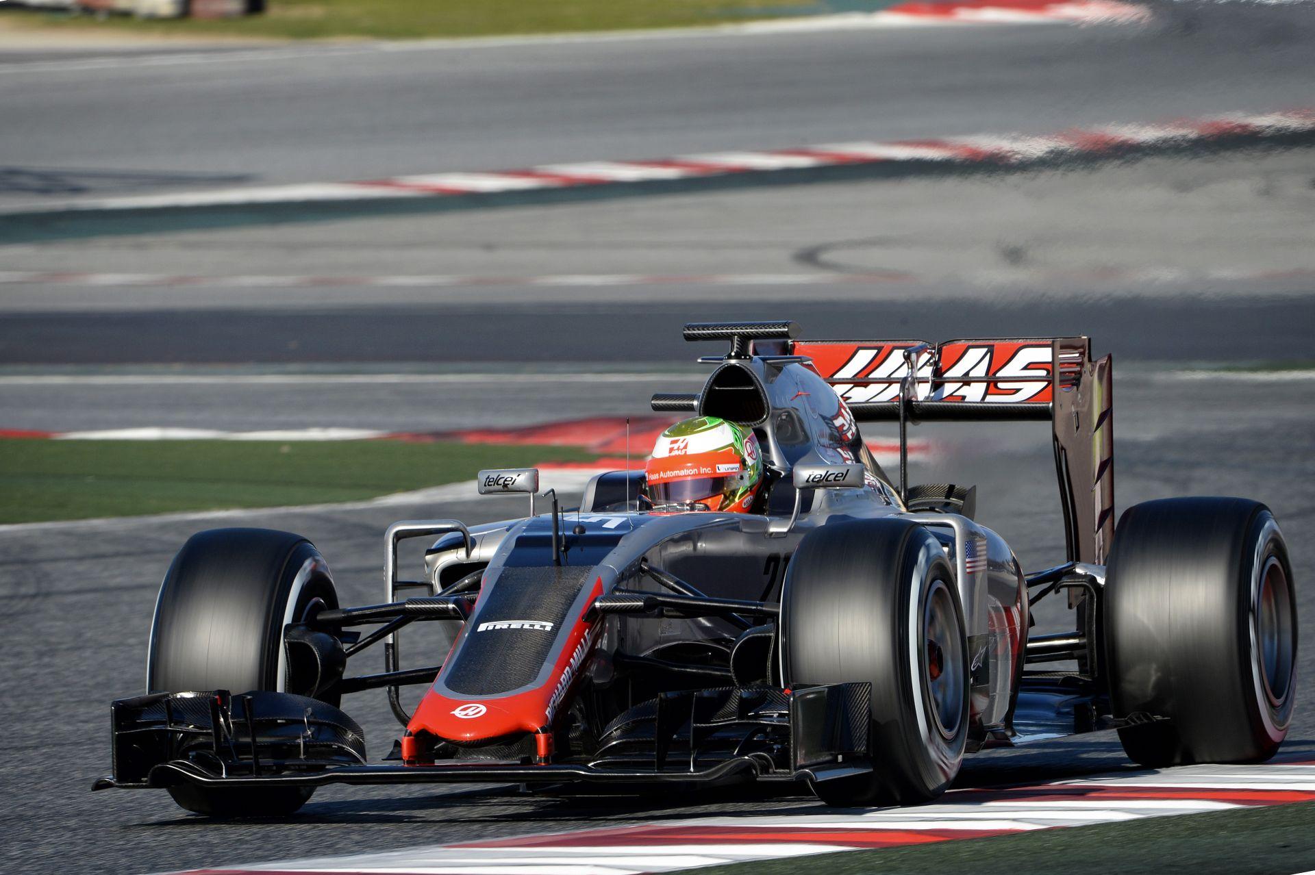 A Ferrari nem mond igazat? A Haas F1 Team autójában most a turbó ment el…